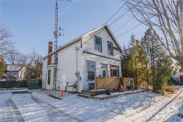 141 Ontario Street, Port Hope, ON L1A 2V5 (MLS #40052968) :: Forest Hill Real Estate Collingwood