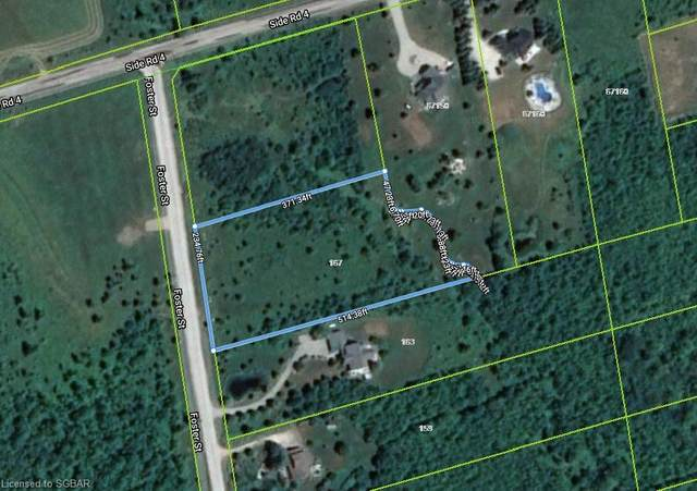 167 Foster Street, Meaford, ON N0H 2P0 (MLS #40053201) :: Forest Hill Real Estate Collingwood