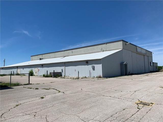 33862 Airport Road, Goderich, ON N7A 3Y2 (MLS #40053225) :: Envelope Real Estate Brokerage Inc.