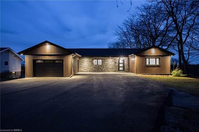68 Pleasant Ridge Road, Brantford, ON N3T 5L5 (MLS #40053372) :: Forest Hill Real Estate Collingwood