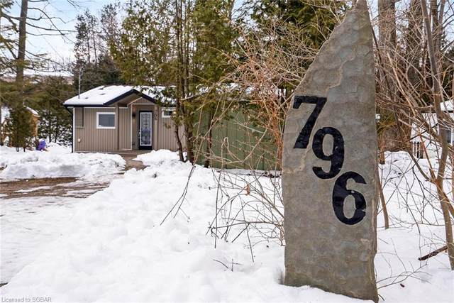 796 Oxbow Park Drive, Wasaga Beach, ON L9Z 2V1 (MLS #40054084) :: Forest Hill Real Estate Collingwood