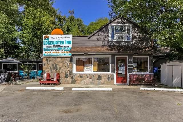 99 Main Street, Wasaga Beach, ON L9Z 2K9 (MLS #40054285) :: Forest Hill Real Estate Collingwood