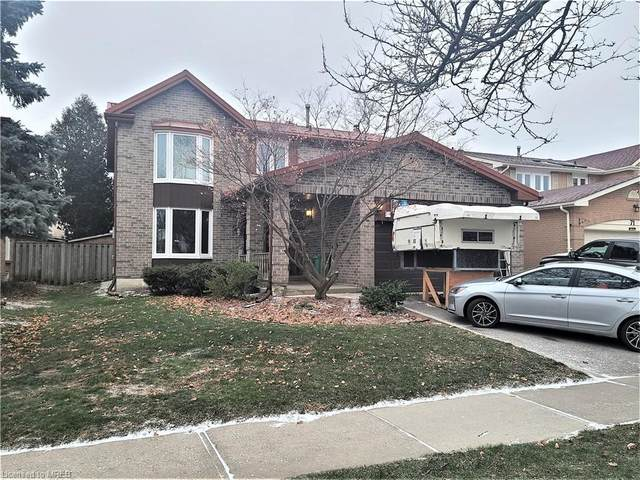 69 Moffatt Avenue, Brampton, ON L6Y 2P1 (MLS #40054803) :: Sutton Group Envelope Real Estate Brokerage Inc.