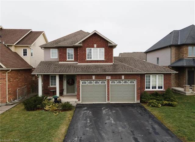 47 Agincourt Crescent, St. Catharines, ON L2S 4B4 (MLS #40054856) :: Sutton Group Envelope Real Estate Brokerage Inc.