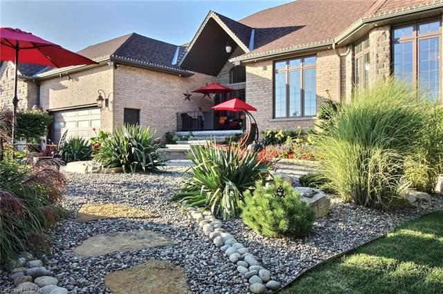 339 Highland Road E, Stoney Creek, ON L8J 3E7 (MLS #40055039) :: Sutton Group Envelope Real Estate Brokerage Inc.
