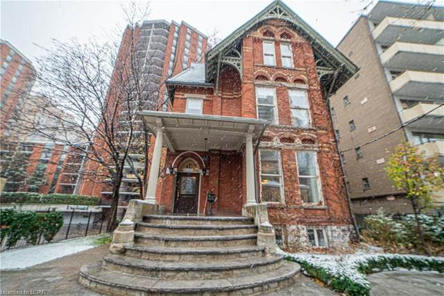 441 Jarvis Street, Toronto, ON M4Y 2G8 (MLS #40055105) :: Forest Hill Real Estate Collingwood