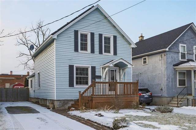 5 Pinecrest Avenue, St. Catharines, ON L2T 1C6 (MLS #40055403) :: Forest Hill Real Estate Collingwood
