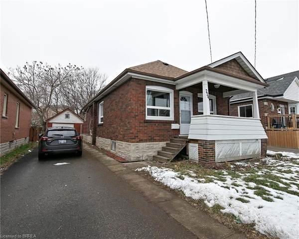 234 Clarence Street, Brantford, ON N3R 3T5 (MLS #40055510) :: Forest Hill Real Estate Collingwood