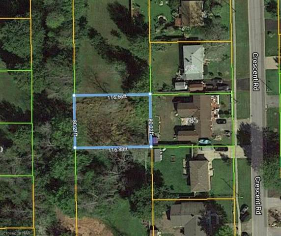 0 Fairview Road, Fort Erie, ON L2A 4R5 (MLS #40055747) :: Forest Hill Real Estate Collingwood