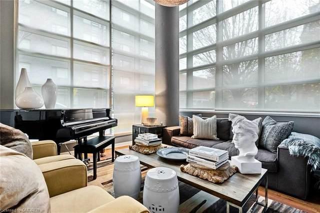 380 Macpherson Avenue #106, Toronto, ON M4V 3E3 (MLS #40055912) :: Forest Hill Real Estate Collingwood