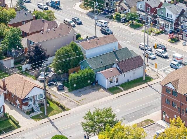 1347 Woodbine Ave Avenue, Toronto, ON M4C 4G3 (MLS #40055913) :: Forest Hill Real Estate Collingwood