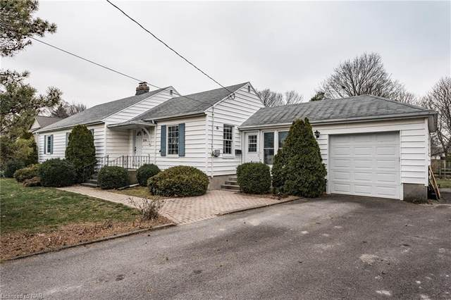 374 Linwell Road, St. Catharines, ON L2M 2P2 (MLS #40055945) :: Forest Hill Real Estate Collingwood