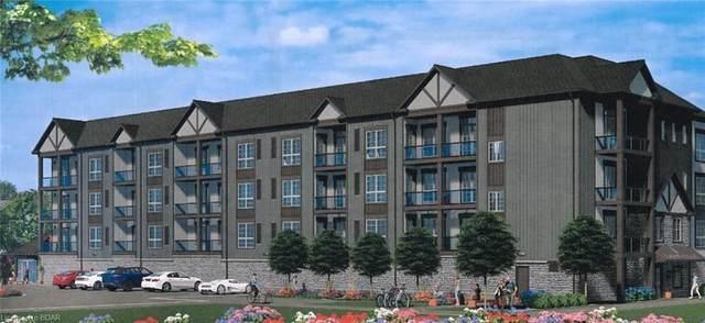 110 Grew Boulevard #307, Georgina, ON L0E 1L0 (MLS #40055963) :: Sutton Group Envelope Real Estate Brokerage Inc.