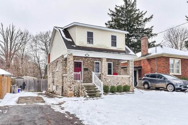 17 Fifth Avenue, Cambridge, ON N1S 2E8 (MLS #40056071) :: Sutton Group Envelope Real Estate Brokerage Inc.