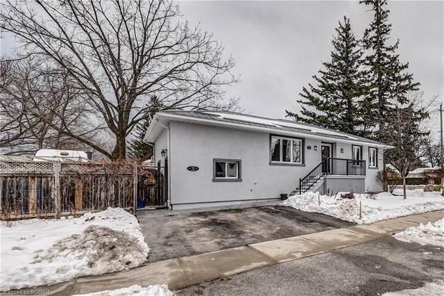 71 Cedar Street, Collingwood, ON L9Y 1G4 (MLS #40056133) :: Forest Hill Real Estate Collingwood