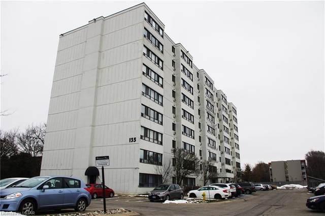135 Baseline Road W #408, London, ON N6J 4W4 (MLS #40056174) :: Sutton Group Envelope Real Estate Brokerage Inc.