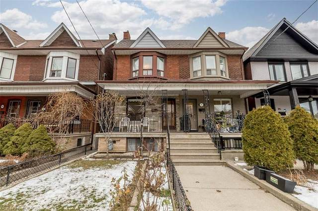 89 Somerset Avenue, Toronto, ON M6H 2R3 (MLS #40056176) :: Forest Hill Real Estate Collingwood