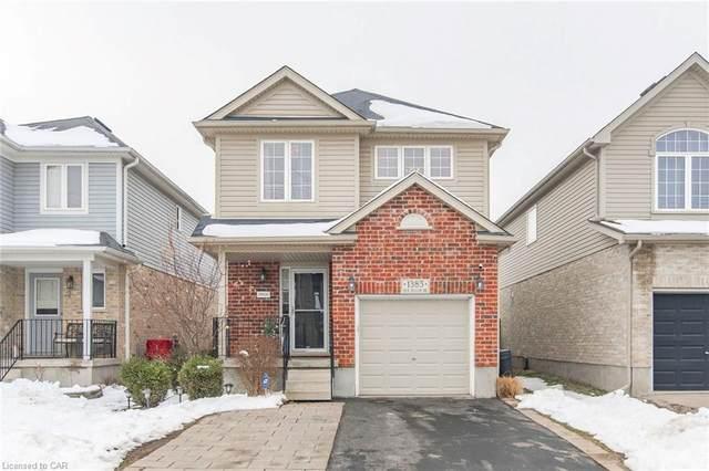 1385 Old Zeller Drive, Kitchener, ON N2A 0C6 (MLS #40056204) :: Sutton Group Envelope Real Estate Brokerage Inc.