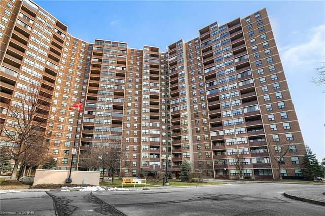 716 The West Mall #1811, Toronto, ON M9C 4X6 (MLS #40056252) :: Forest Hill Real Estate Collingwood