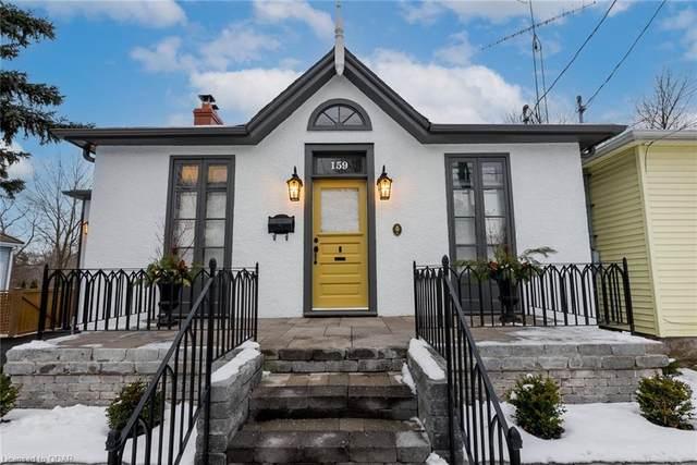 159 Bruton Street, Port Hope, ON L1A 1V6 (MLS #40056576) :: Sutton Group Envelope Real Estate Brokerage Inc.