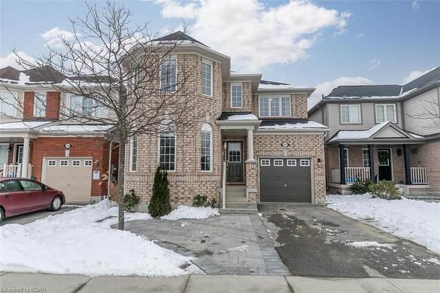 251 John W. Taylor Avenue, Alliston, ON L9R 0J5 (MLS #40056609) :: Forest Hill Real Estate Collingwood