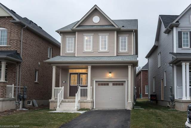 7748 Shagbark Avenue Avenue, Niagara Falls, ON L2H 3R8 (MLS #40056811) :: Sutton Group Envelope Real Estate Brokerage Inc.