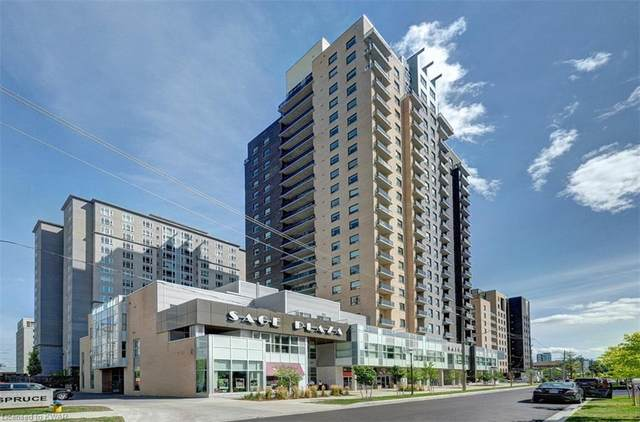 318 Spruce Street #902, Waterloo, ON N2L 3M7 (MLS #40056908) :: Sutton Group Envelope Real Estate Brokerage Inc.