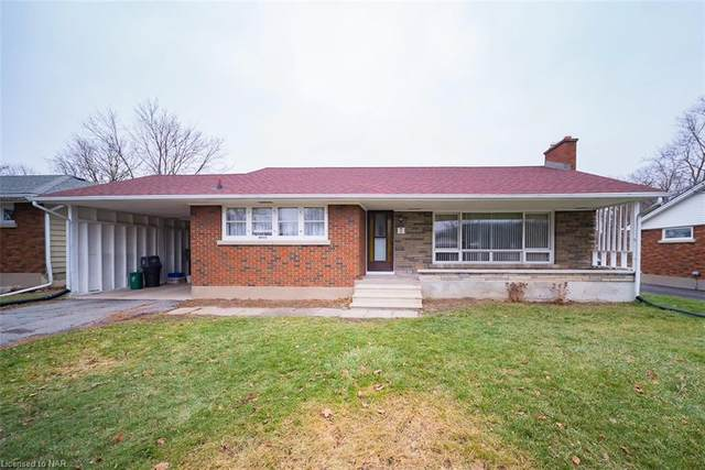 7 Broadview Avenue, St. Catharines, ON L2T 2H1 (MLS #40056924) :: Sutton Group Envelope Real Estate Brokerage Inc.
