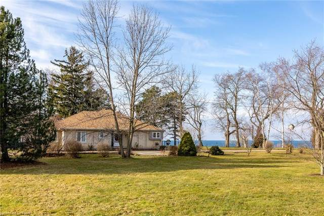 1140 Lakeshore Road W, St. Catharines, ON L2R 6P9 (MLS #40057063) :: Forest Hill Real Estate Collingwood