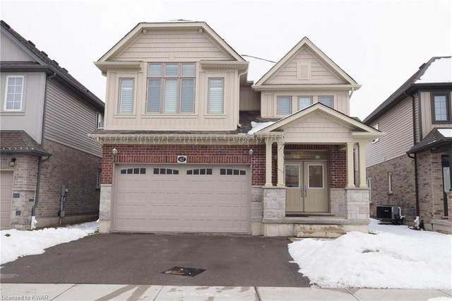 47 Wildflower Street, Kitchener, ON N2P 0E8 (MLS #40057126) :: Sutton Group Envelope Real Estate Brokerage Inc.