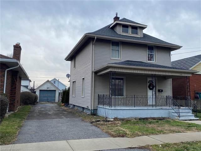 28 Christmas Street, Port Colborne, ON L3K 1M2 (MLS #40057227) :: Sutton Group Envelope Real Estate Brokerage Inc.