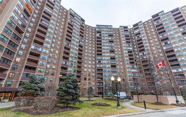 714 The West Mall #1111, Toronto, ON M9C 4X1 (MLS #40057272) :: Forest Hill Real Estate Collingwood