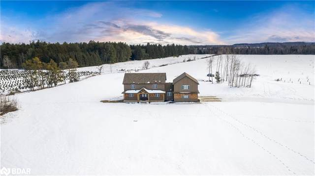 3965 Hogback Road, New Lowell, ON L0M 1N0 (MLS #40057490) :: Forest Hill Real Estate Collingwood