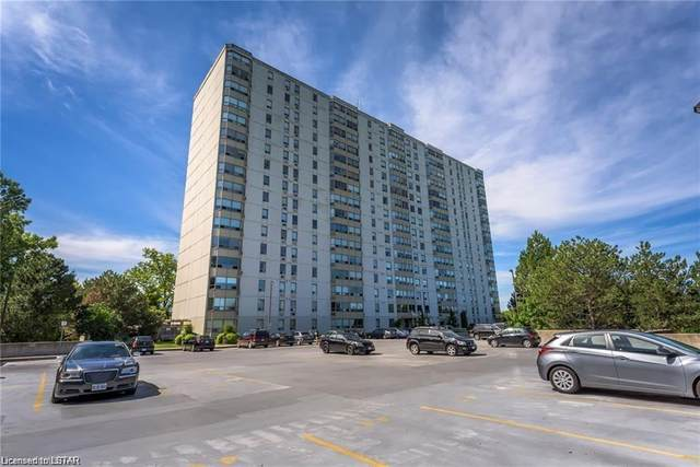 45 Pond Mills Road #903, London, ON N5Z 4W5 (MLS #40057528) :: Sutton Group Envelope Real Estate Brokerage Inc.