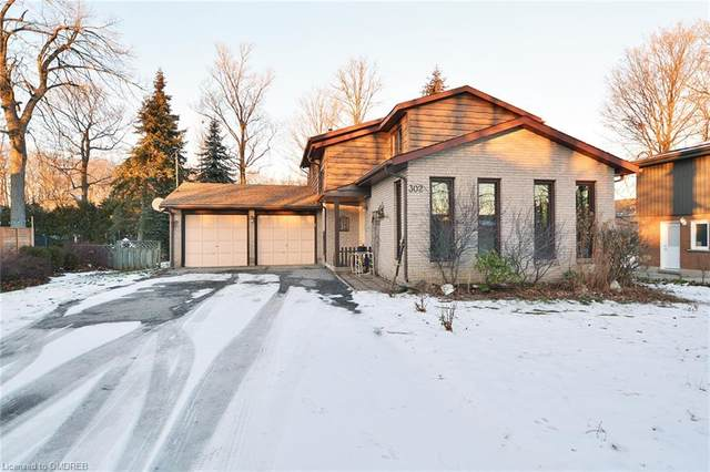 302 Stone Church Road W, Hamilton, ON L9B 1A4 (MLS #40057542) :: Forest Hill Real Estate Collingwood