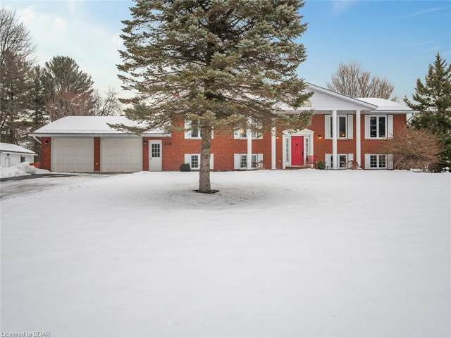 239 6 COUNTY Road N, Tiny, ON L0L 2J0 (MLS #40057872) :: Forest Hill Real Estate Collingwood