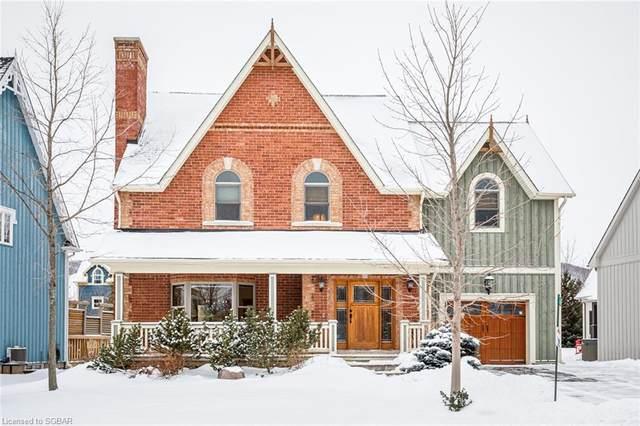 161 Snowbridge Way, The Blue Mountains, ON L9Y 0V1 (MLS #40058125) :: Forest Hill Real Estate Collingwood