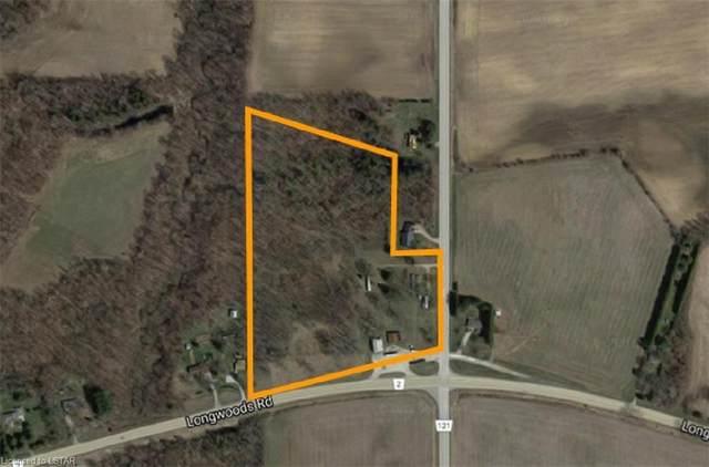 15895 Longwoods Road, Bothwell, ON N0P 1C0 (MLS #40058250) :: Sutton Group Envelope Real Estate Brokerage Inc.