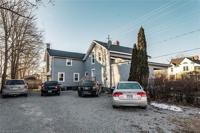 182 Niagara Street, Welland, ON L3C 1J5 (MLS #40058333) :: Forest Hill Real Estate Collingwood