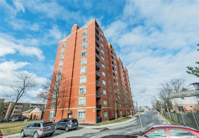 76 Base Line Road W #708, London, ON N6J 4X6 (MLS #40058435) :: Sutton Group Envelope Real Estate Brokerage Inc.