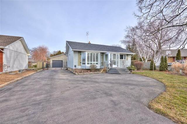 8 Coral Drive, St. Catharines, ON L2N 3R5 (MLS #40058958) :: Forest Hill Real Estate Collingwood