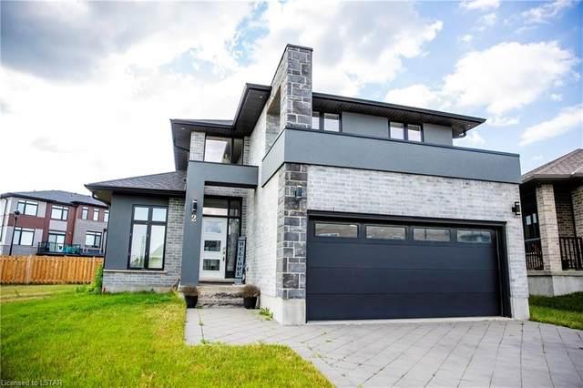 3270 Singleton Avenue #2, London, ON N6J 2H2 (MLS #40059063) :: Sutton Group Envelope Real Estate Brokerage Inc.