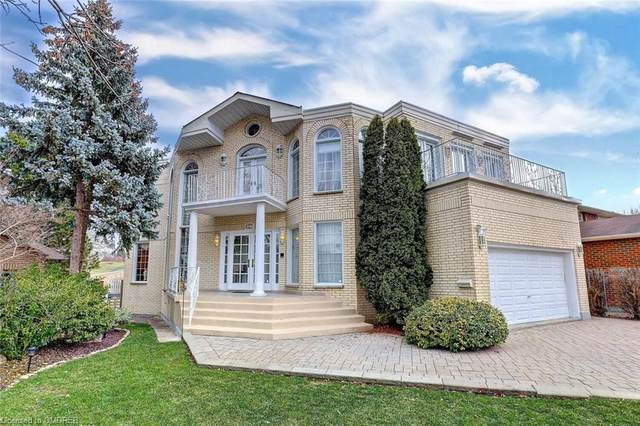 2179 Robin Drive, Mississauga, ON L5K 2L5 (MLS #40059207) :: Sutton Group Envelope Real Estate Brokerage Inc.