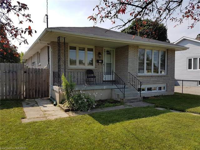 106 Dunsdon Street, Brantford, ON N3R 3J5 (MLS #40059383) :: Sutton Group Envelope Real Estate Brokerage Inc.