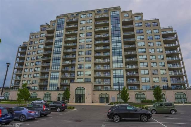 240 Villagewalk Boulevard #504, London, ON N6G 0P6 (MLS #40059532) :: Sutton Group Envelope Real Estate Brokerage Inc.