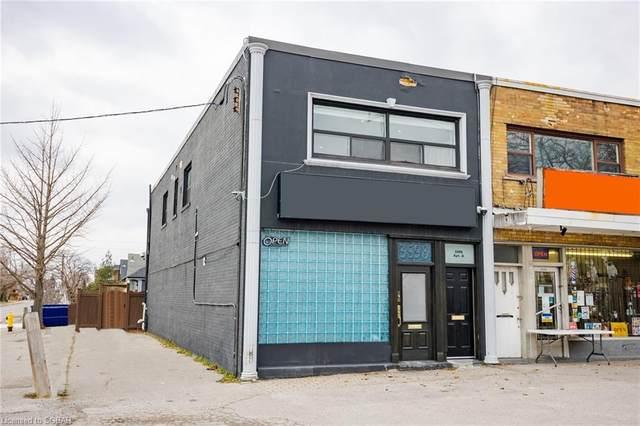 3598 Dufferin Street, Toronto, ON M3K 1N6 (MLS #40059582) :: Envelope Real Estate Brokerage Inc.