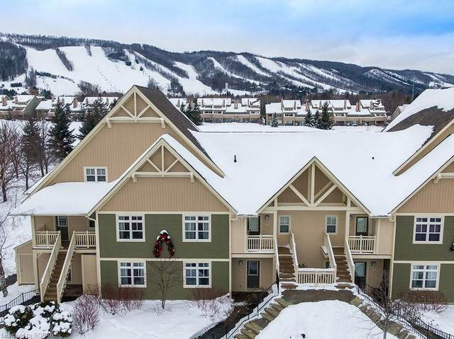 130 Fairway Court #141, The Blue Mountains, ON L9Y 0P8 (MLS #40059585) :: Forest Hill Real Estate Collingwood
