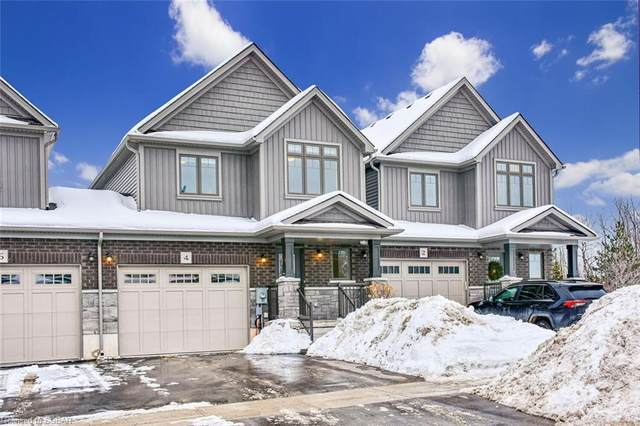 4 George Zubek Drive, Collingwood, ON L9Y 1M5 (MLS #40059677) :: Forest Hill Real Estate Collingwood
