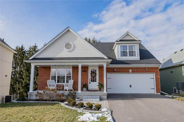 1001 Denton Drive, Cobourg, ON K9A 5K2 (MLS #40059678) :: Sutton Group Envelope Real Estate Brokerage Inc.