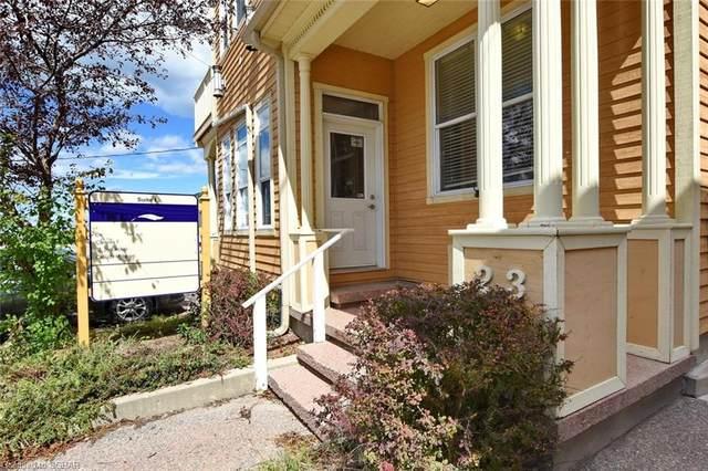 23 Ste Marie Street, Collingwood, ON L9Y 3J9 (MLS #40059690) :: Forest Hill Real Estate Collingwood